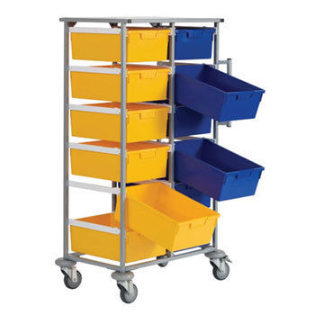 New range of laundry trolleys and carry carts from Sidhil