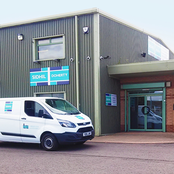 Sidhil provides a dynamic service in Northern Ireland