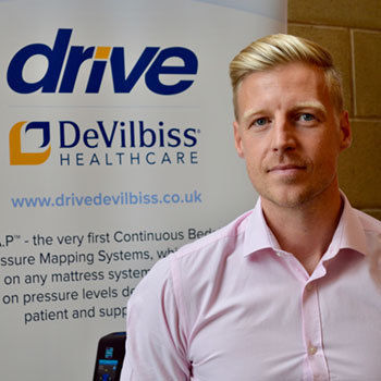 New Retail Director joins Drive DeVilbiss