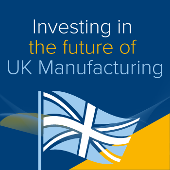 Investing in the future of UK Manufacturing