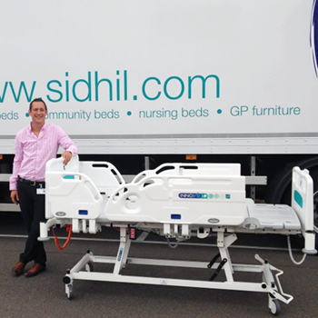 Innov8 iQ is bed of choice for West Suffolk NHS Foundation Trust