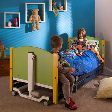 Sidhil Introduces the Purpose-Designed Bradshaw Junior Paediatric Bed