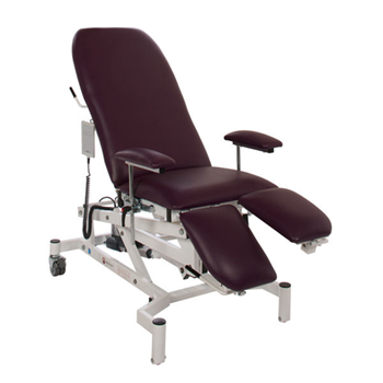 Upgraded Doherty Phlebotomy And Treatment Chairs From Sidhil