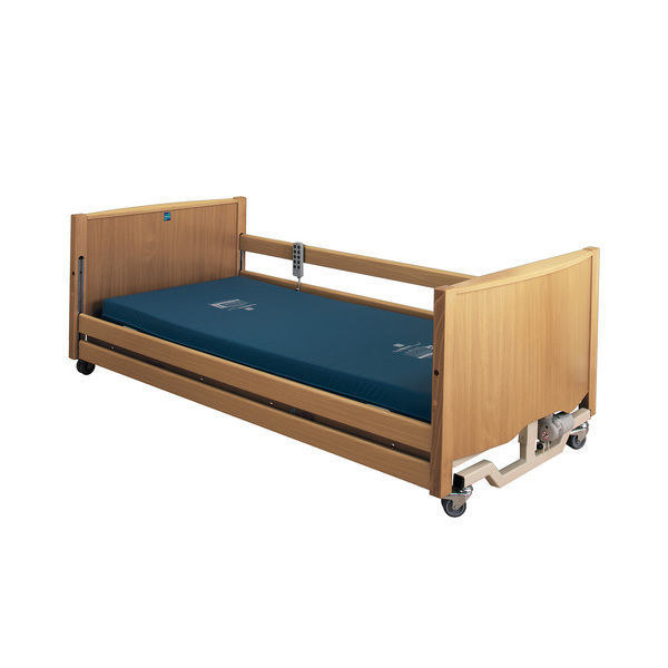 Bradshaw Low profiling nursing care bed