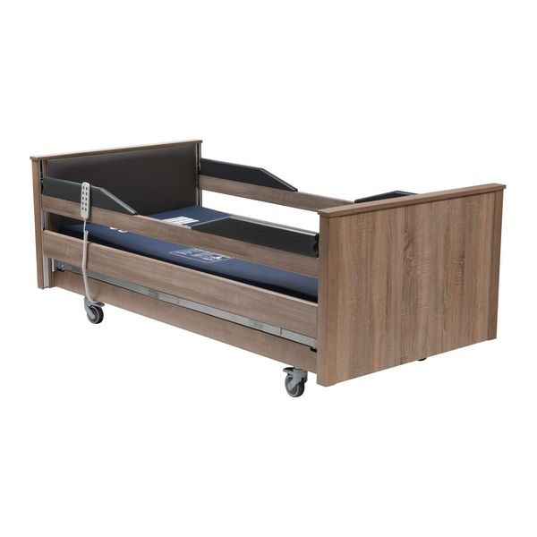 Belvedere Bed - with siderails