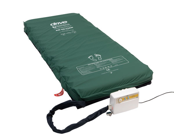 Eros Dial Pump and Air on Foam Mattress
