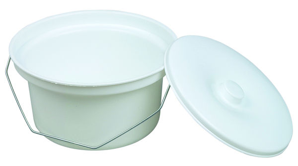 1345/007/CH Commode Pan an Lid
