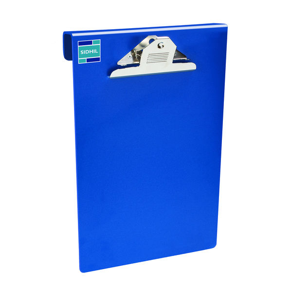 patient chartboard holder with clip blue a4 drive devilbiss