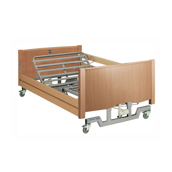 1275/WIDE/SIL/LOAK/S Bradshaw Wide Nursing Care Bed