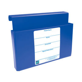 BAC/LS/BLUE Patient Chartboard Holder - Blue - Landscape
