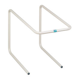 Lightweight bed cradle frame