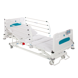 INNOV8/LOW/AQ/LINK/BP/HSR Innov8 Low Bed with Bed Pusher and High Side Rails