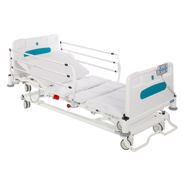 INNOV8/LOW/AQ/LINK/BP/RSR Innov8 Low Bed with Bed Pusher and Standard Height Side Rails