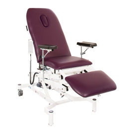 CHE03/BH/(COLOUR)1 Doherty Phlebotomy Chair with breathing hole