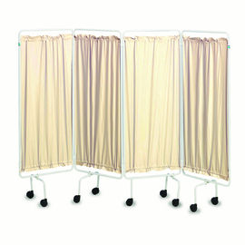 SCR24 Cream polyester screen curtains