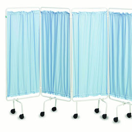 SCR25 Blue polyester screen curtains