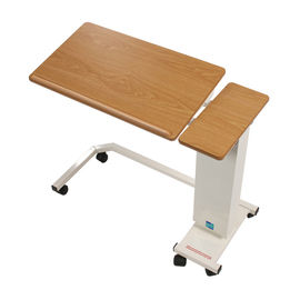 3015 Easi Riser Overbed Table with Wheelchair Base and Tilting To