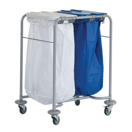 LAUNDRY/2 Double Laundry Trolley